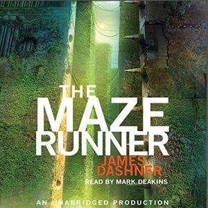 The Maze Runner Audiobook brand new sealed.